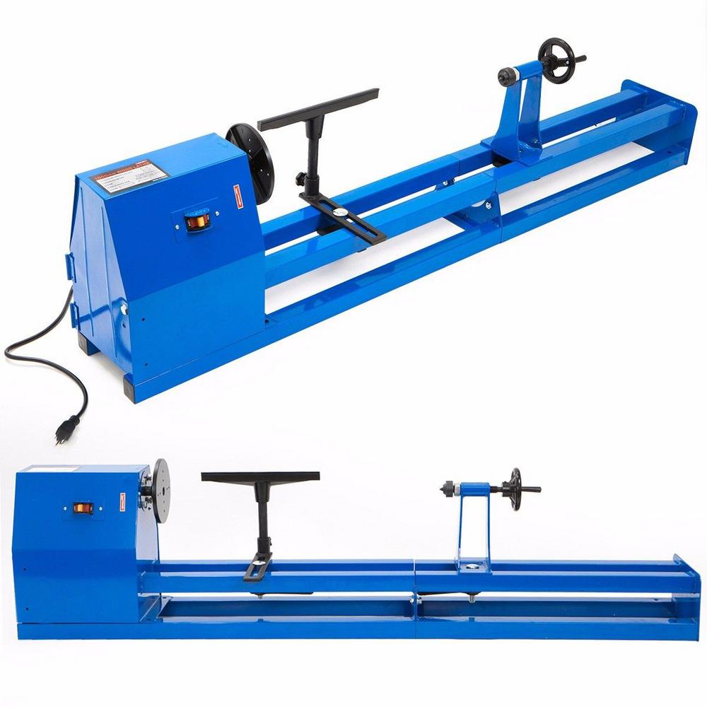 Stark 1/2 HP 14 inch x 40 inch 120-Volt/60 Hz Variable Speed Stationary Benchtop Wood Lathe