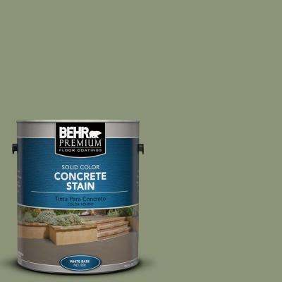 1 gal. #PFC-39 Moss Covered Solid Color Interior/Exterior Concrete Stain