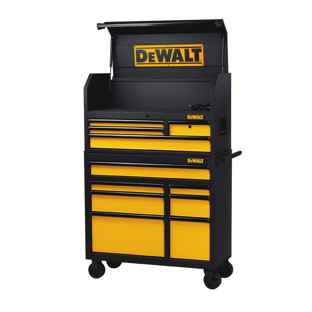 Dewalt 40 In 11 Drawer Rolling Bottom Tool Cabinet And