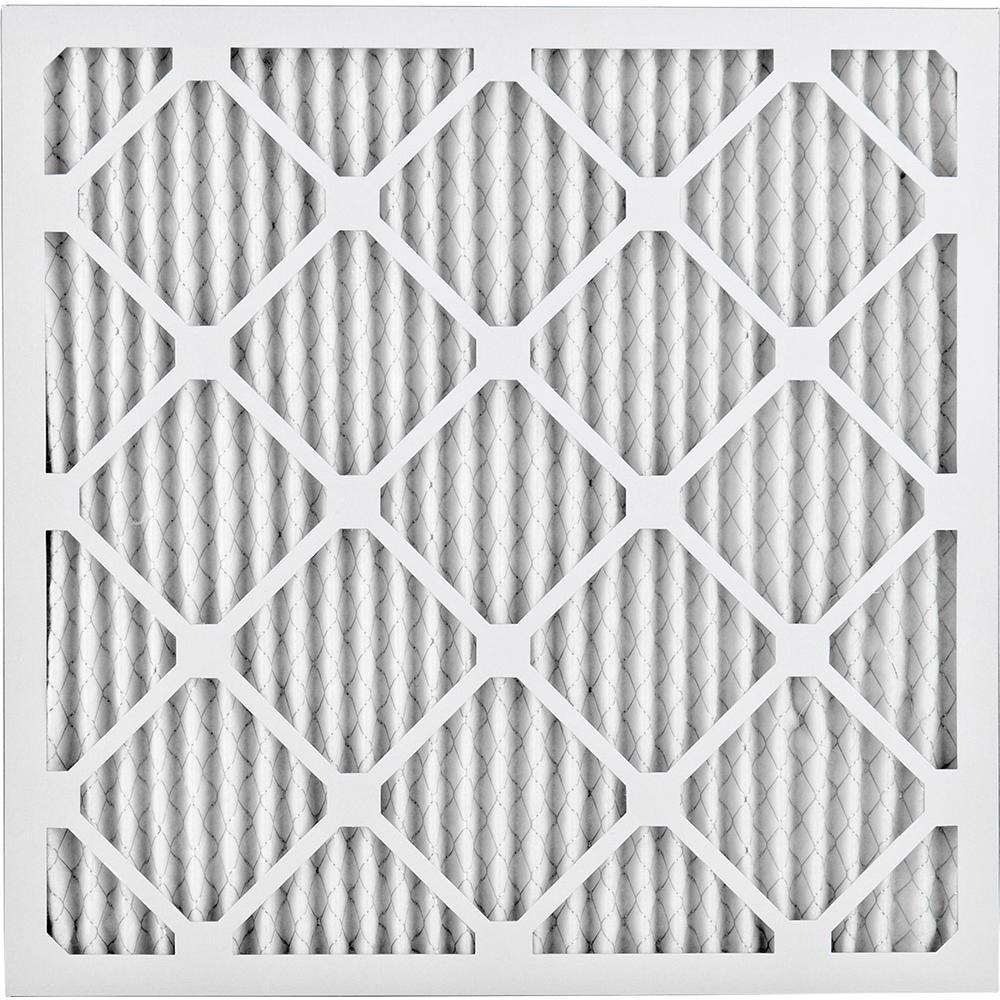 14 in. x 25 in. x 1 in. Ultimate Pleated MERV 13 - FPR 10 Air Filter (6-Pack)
