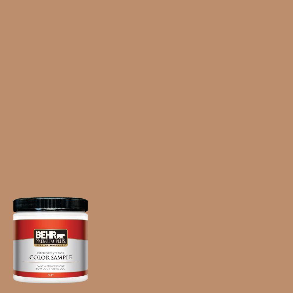 8 oz. #260F-5 Applesauce Cake Interior/Exterior Paint Sample