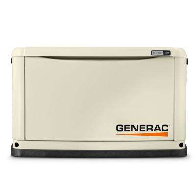 Guardian Series 11000-Watt (LP)/10000-Watt (NG) Air Cooled Standby Generator with Wi-Fi