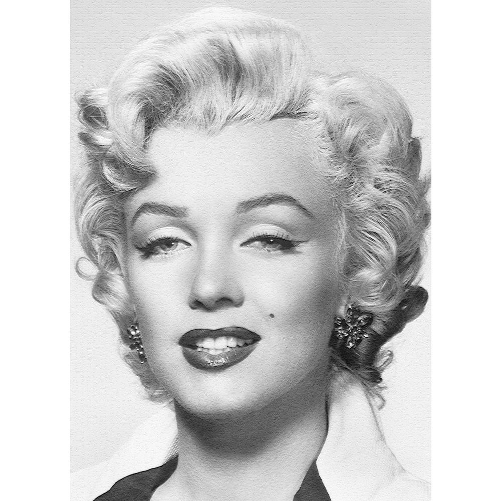 100 in. x 72 in. Marilyn Monroe Wall Mural