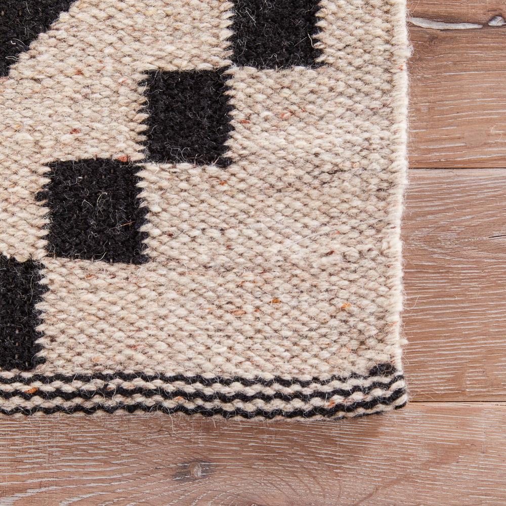 Turtledove 3 ft. x 8 ft. Tribal Runner Rug
