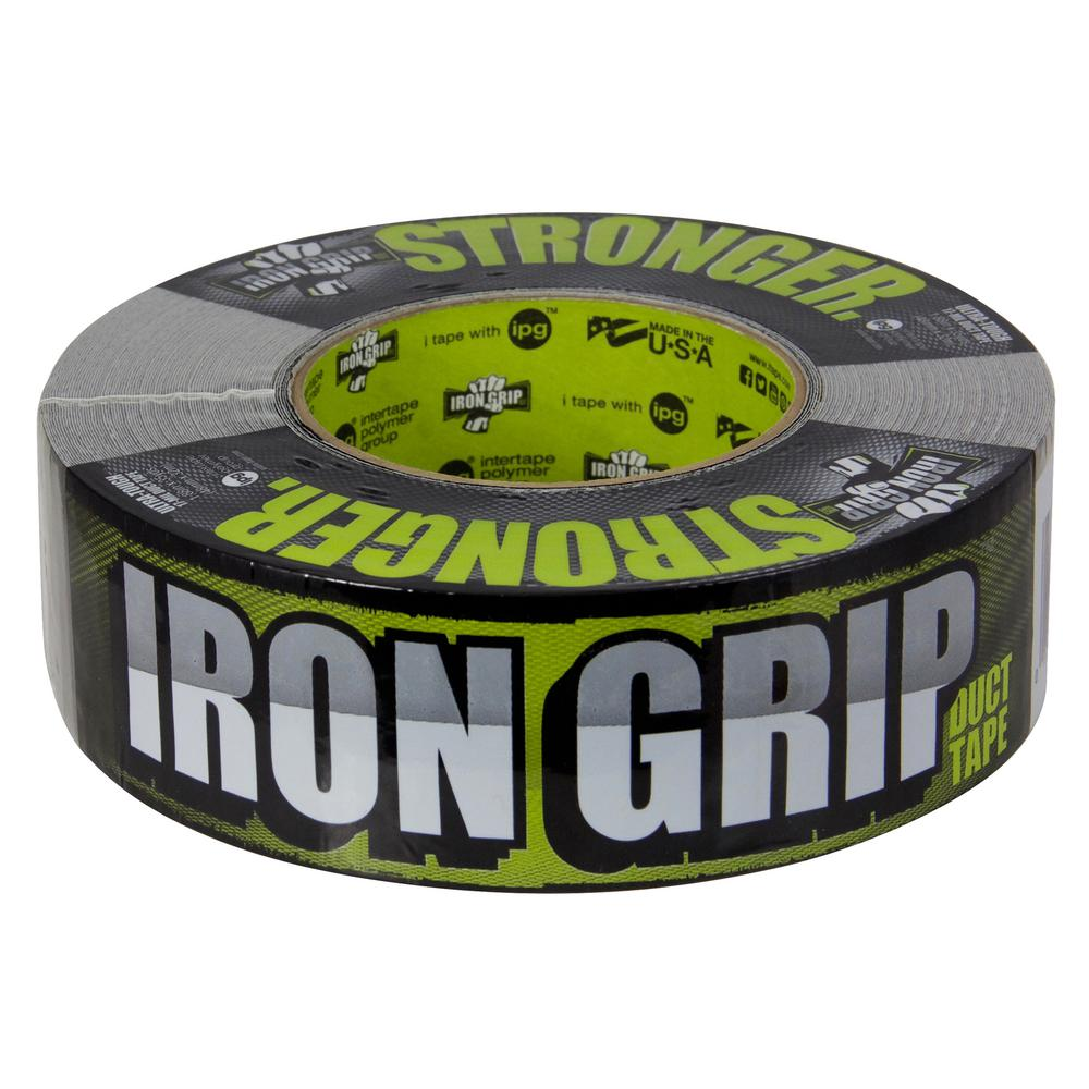 Intertape Polymer Group Iron Grip 1.88 in. x 35 yds. Aggressive All-Purpose Duct Tape