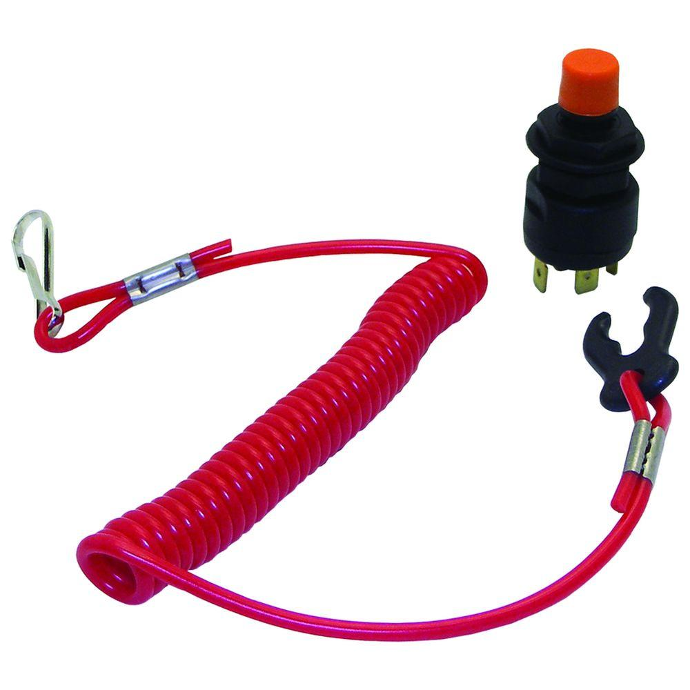 Kill Switch With Lanyard Br51303 The Home Depot