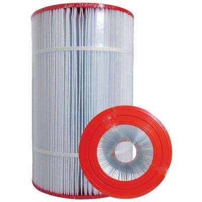 9000 Series 10-1/16 in. Dia x 16-1/8 in. 75 sq. ft. Replacement Filter Cartridge