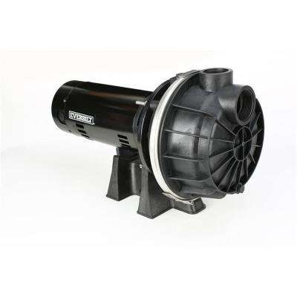 1-1/2 HP Plastic Lawn Sprinkler Pump