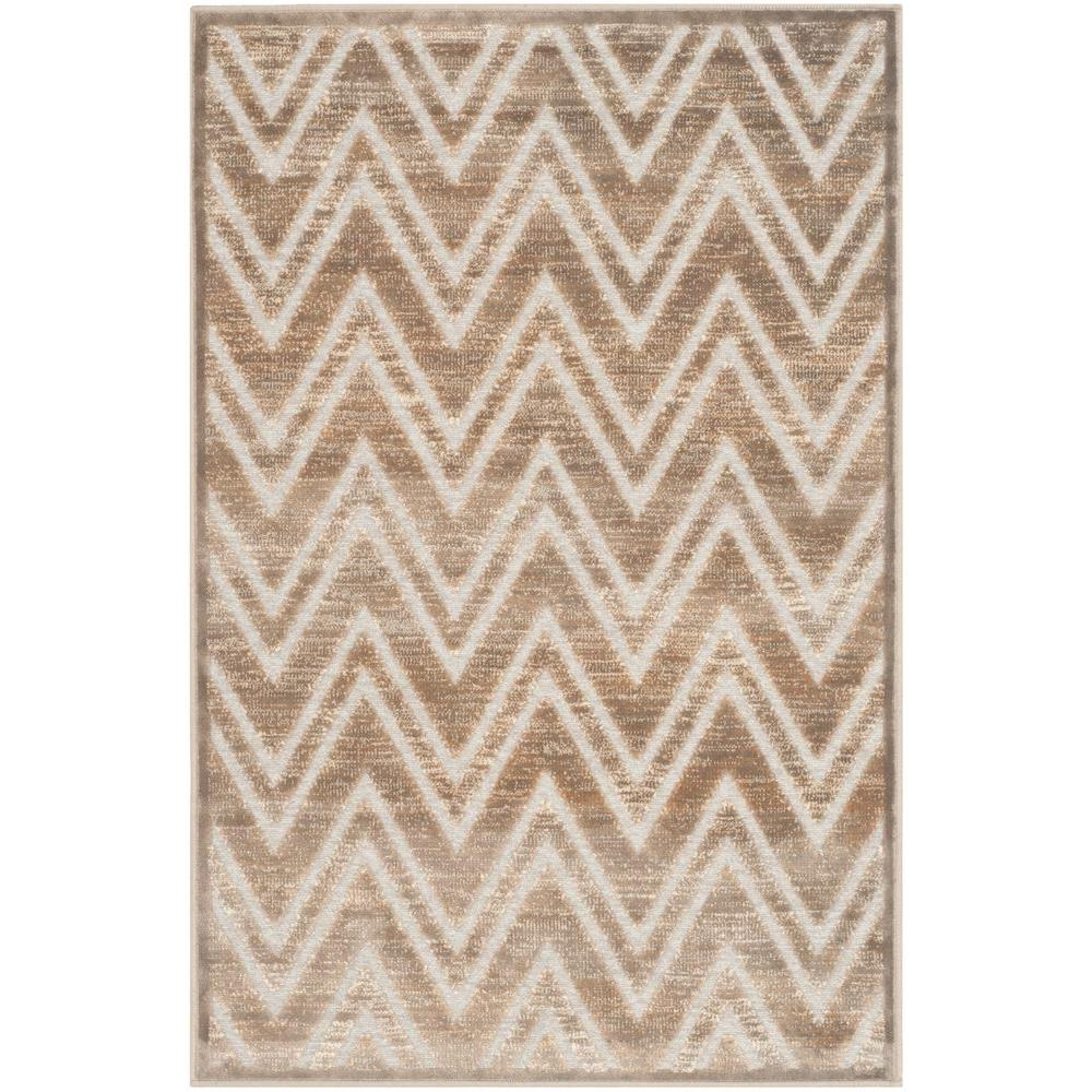Paradise Mouse 2 ft. 7 in. x 4 ft. Area Rug
