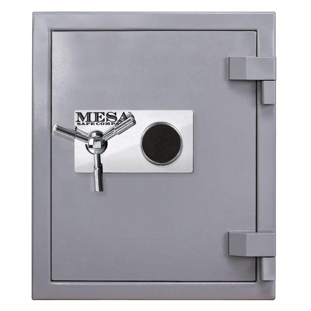 3.0 cu. ft. Fire Resistant Combination Lock High Security Burglary Fire