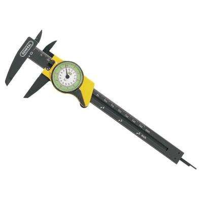 6 in. 4-Way Dial Caliper