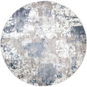 Artistic Weavers Pollack Morgan Teal 8 Ft X 8 Ft Round Indoor Area Rug Awah2036 8rd The Home Depot