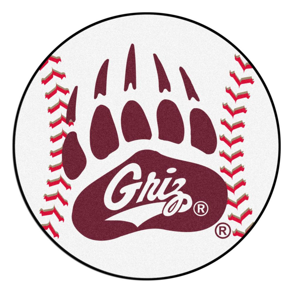 FANMATS NCAA University Of Montana 27 In. Round Baseball