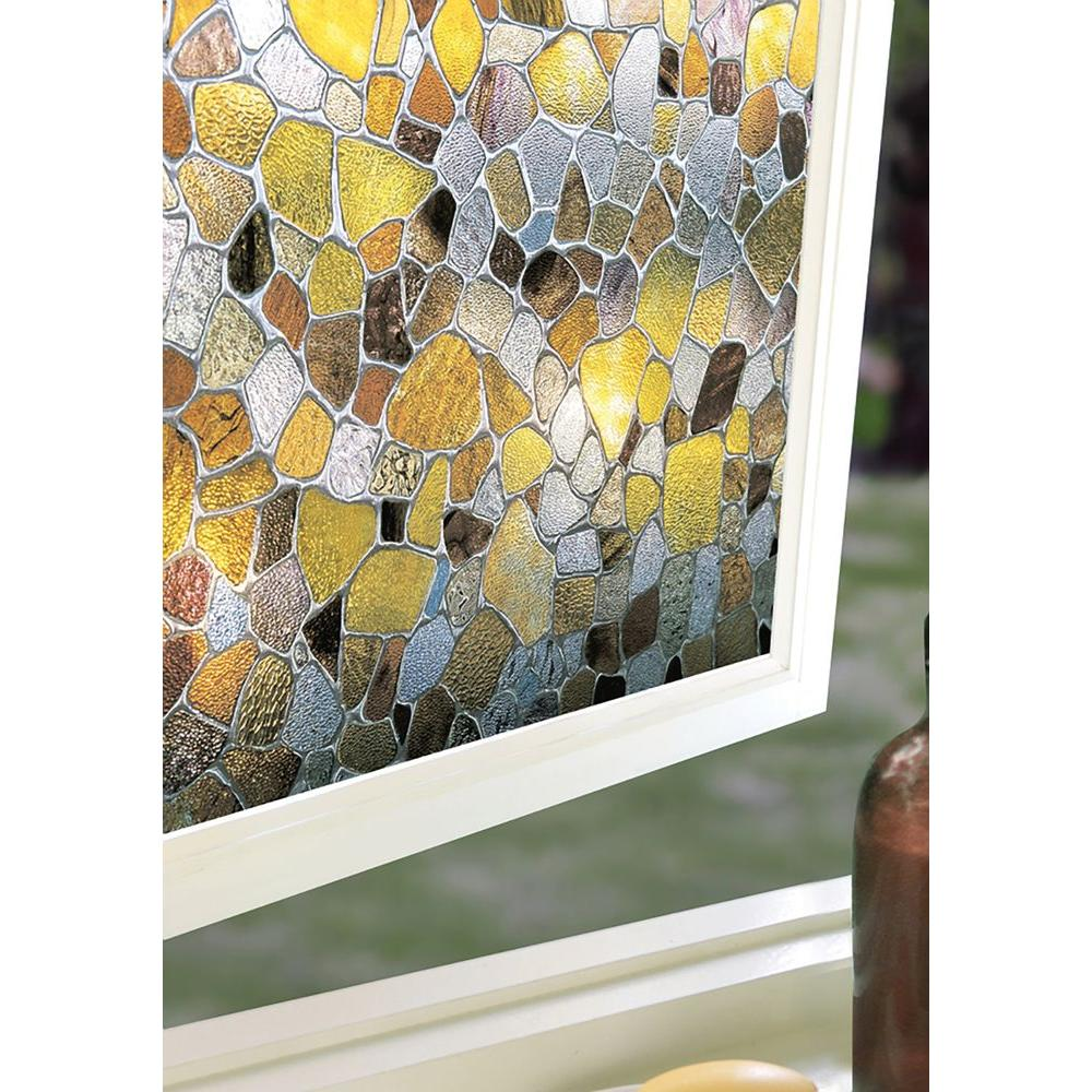 Artscape First Stained Glass Window Film 24 x 36 02-3501