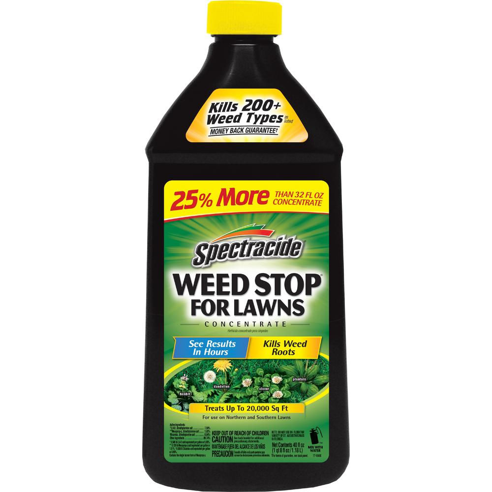 Lawn Chair 40 Oz: Spectracide 40 Oz. Lawn Weed Killer Concentrate-HG-96631