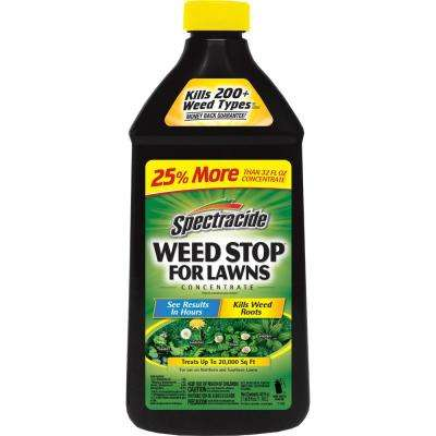 40 oz. Lawn Weed Killer Concentrate