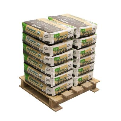 VersaBond-LFT 50 lbs. White Fortified Medium Bed Mortar (12 Bags / Pallet)