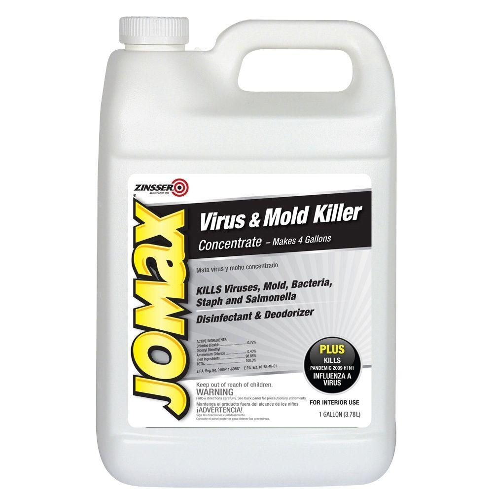 Zinsser 1 gal. Jomax Virus and Mold Killer (4-Pack)
