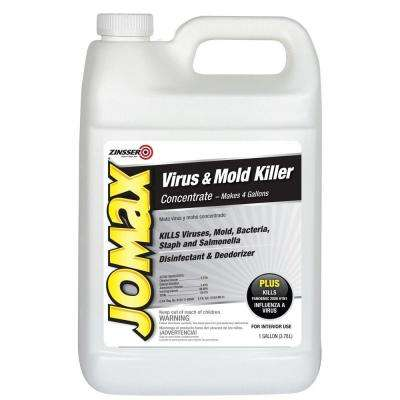 1 gal. Jomax Virus and Mold Killer (Case of 4)