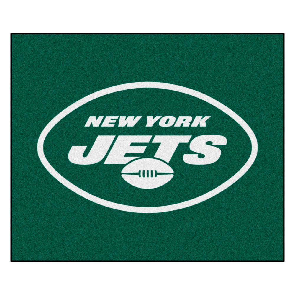 NFL 6 ft. x 5 ft.New York Jets Rug