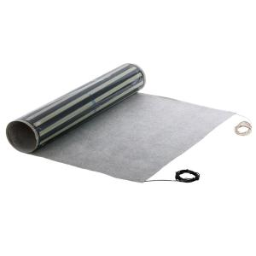 QuietWarmth 10 ft. x 18 inch x 0.03 inch 240-Volt Peel and Stick Radiant Heat... by QuietWarmth