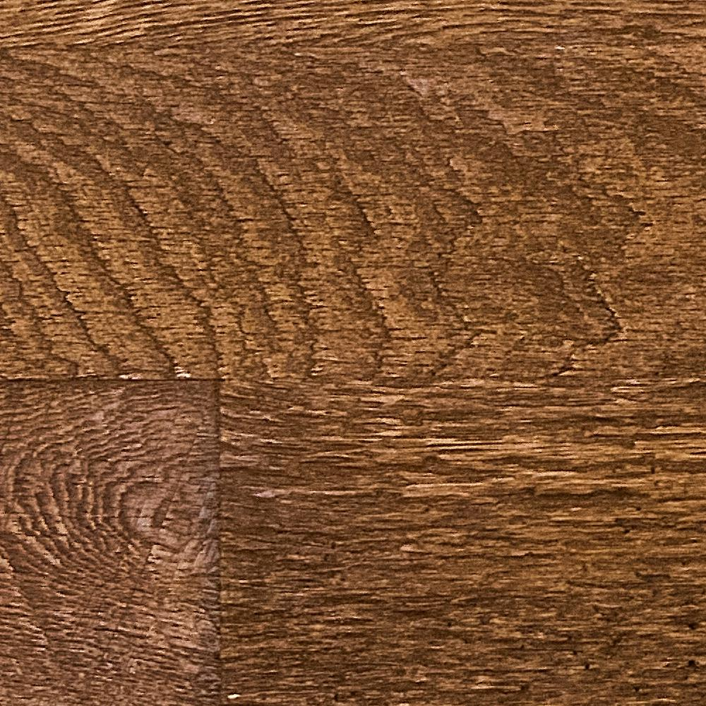 Superior Building Supplies Superior 10 in. x 10 in. Faux Barnwood Panel Siding Sample Custom Walnut This is a sample of the Superior Faux Barnwood Panel. The sample is a cut out of the actual panel finished in our Custom Walnut stain. The product size is approximate 10 in. x 10 in. Sample size may vary slightly. Each panel and sample is hand finished to create a natural wood feel. Tone may slightly vary.