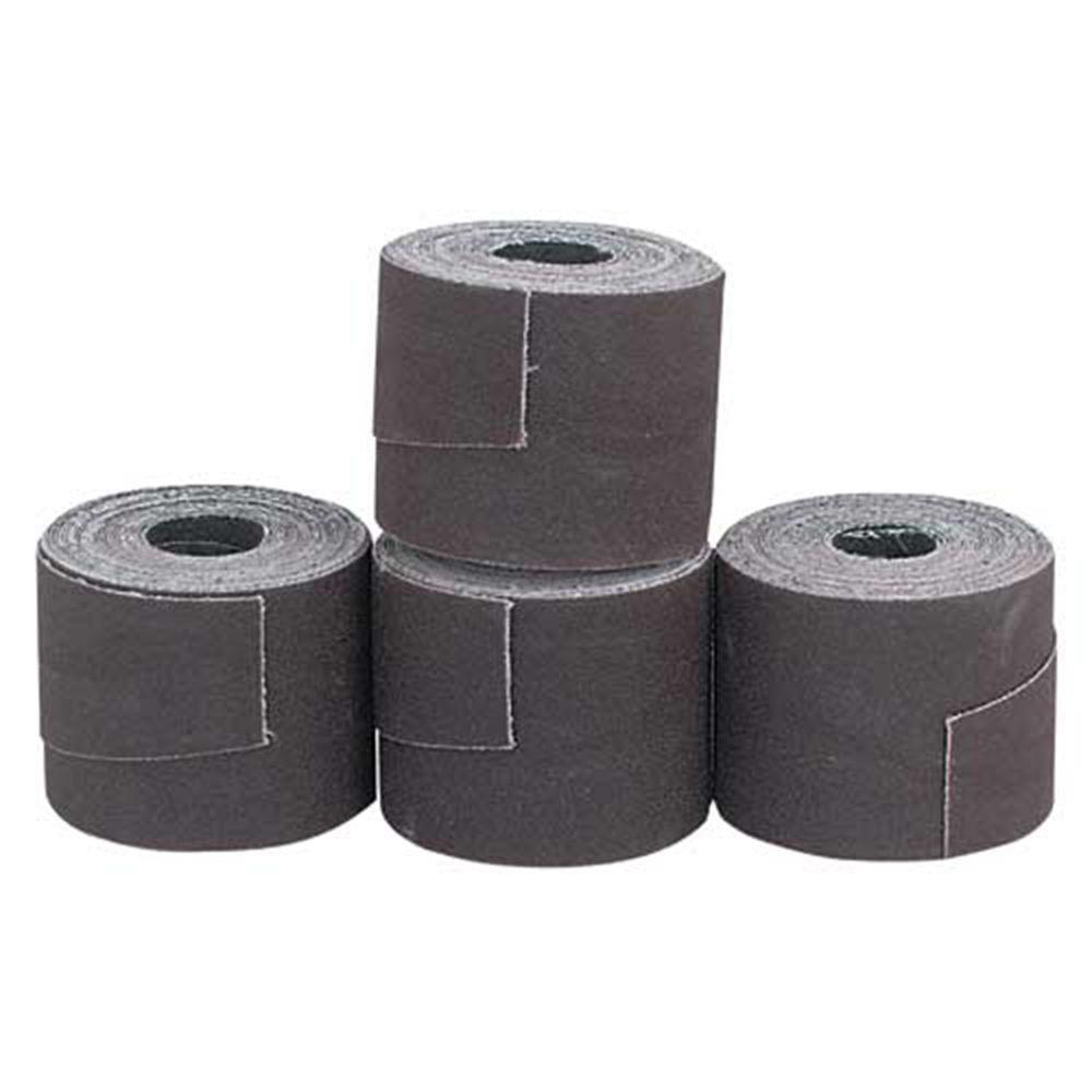 2 in. x 137-7/8 in. 150-Grit Aluminum Oxide Sanding Strips for