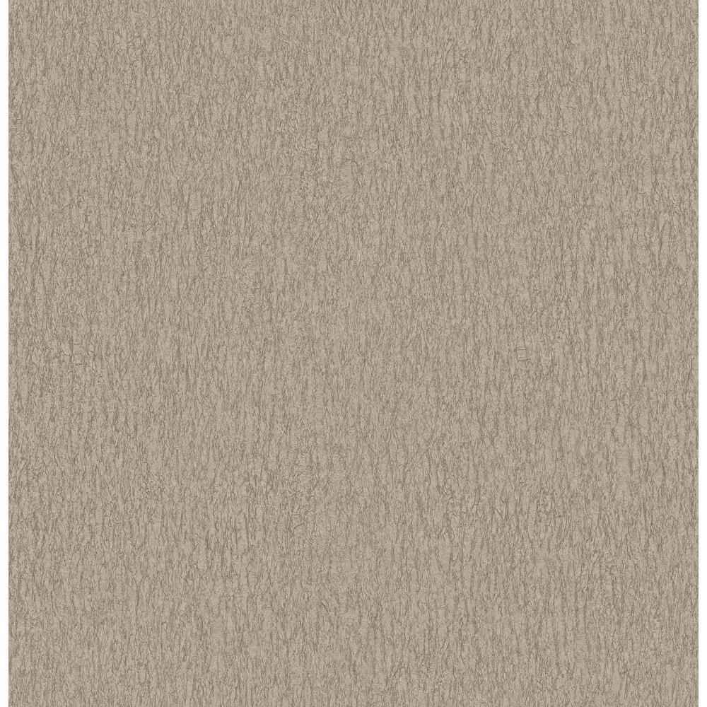 Antoinette Coffee Distressed Texture Wallpaper Sample