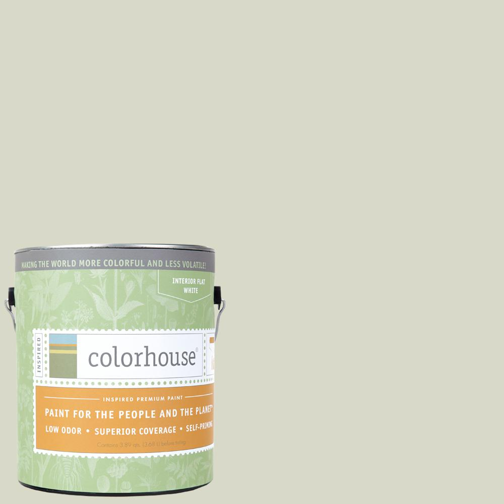 1 gal. Bisque .05 Flat Interior Paint