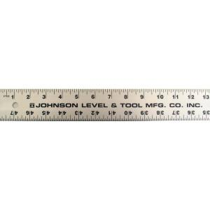 48 in. Aluminum Straight-Edge Ruler