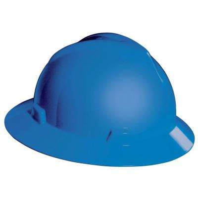 V-Gard Hard Hat, Blue
