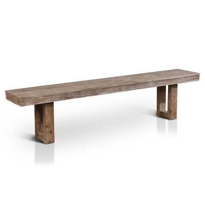 Marfal Dark Oak Bench