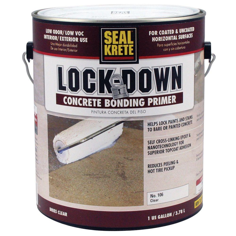 Seal-Krete Lock-Down 1 gal. Epoxy Bonding Floor Primer