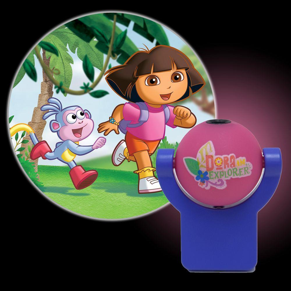 Dora the Explorer Plug-In Night Light
