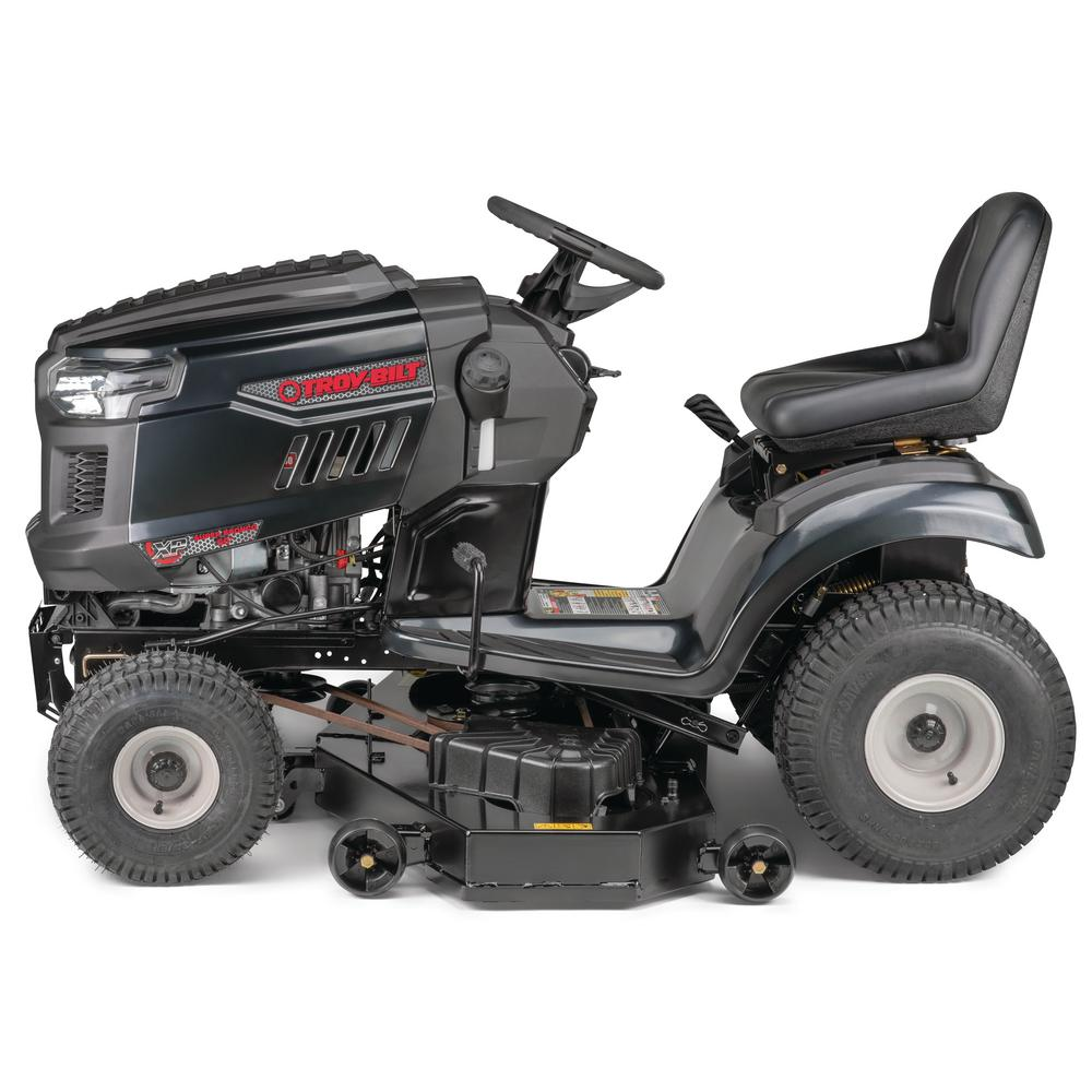 Troy-Blit Super Bronco XP Lawn Tractor Best Riding Lawn Mower For Hills