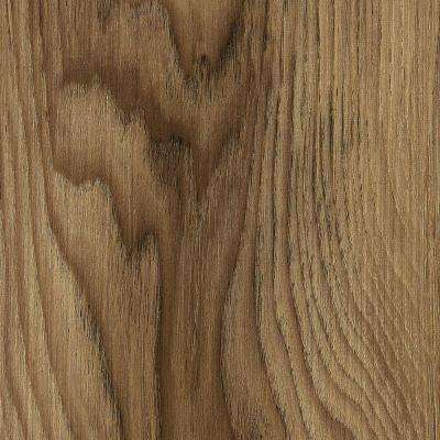 Embossed Hickory Fawn 7 in. Wide x 48 in. Length Click Lock Luxury Vinyl Plank (23.36 sq. ft. / case)