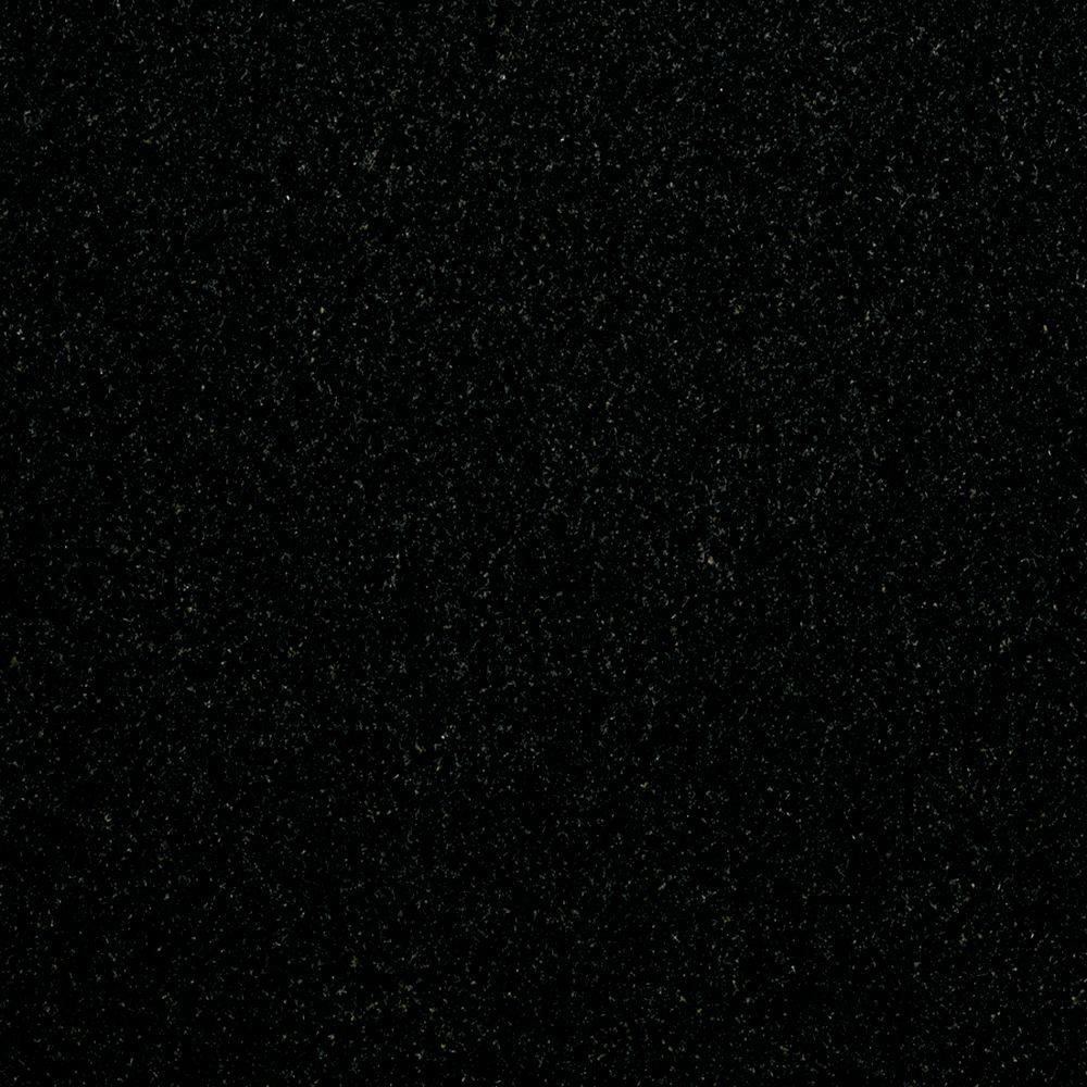 Granite Vanity Top Color Swatch in Estates Black