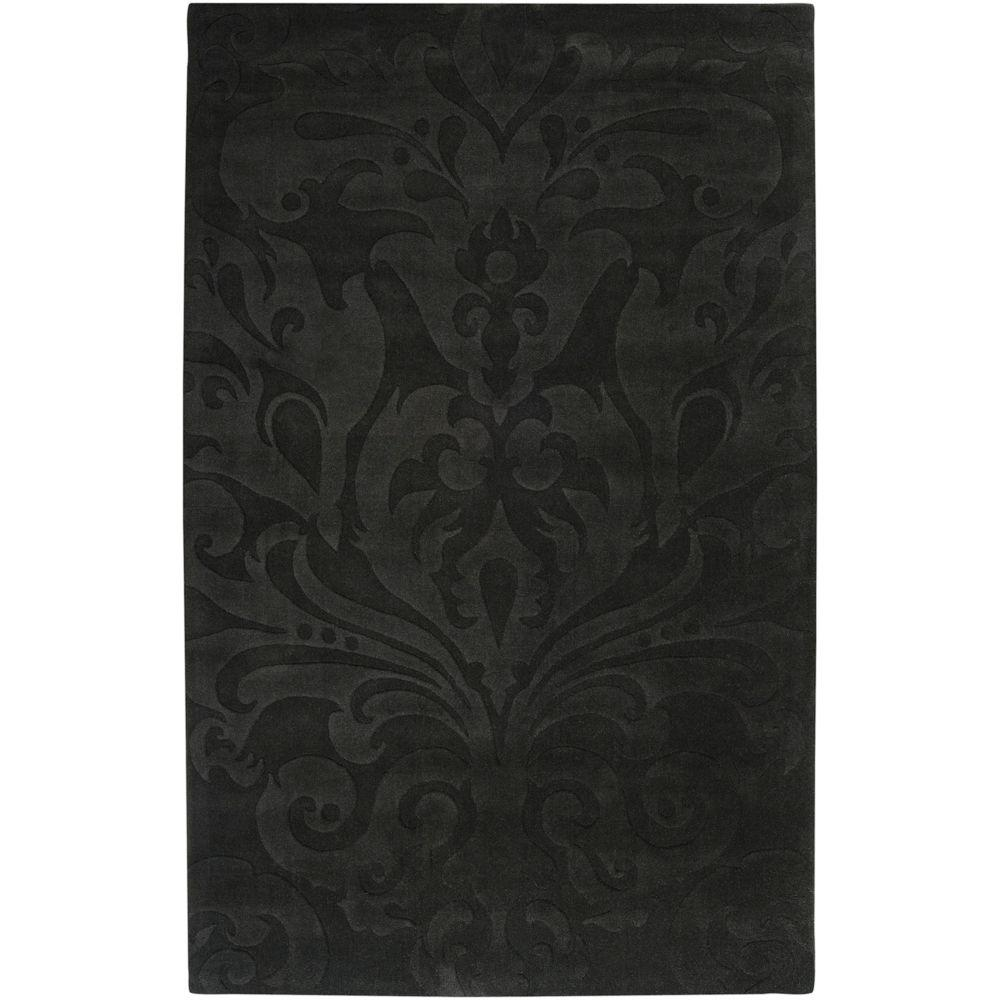 This Review Is From Candice Olson Black 3 Ft X 5 Area Rug