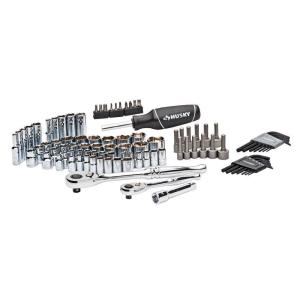 Husky 92-Piece Mechanics Tool Set