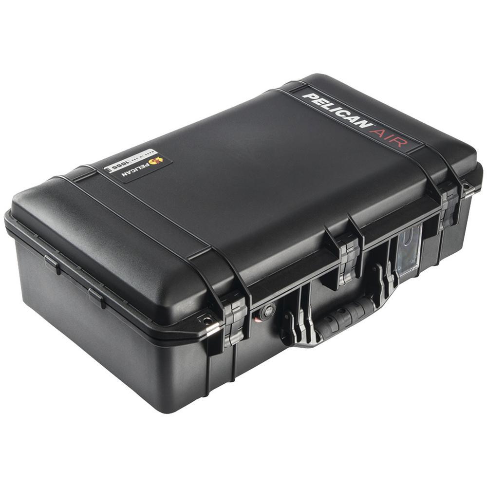 38 qt. Air Case Storage Tote, Black