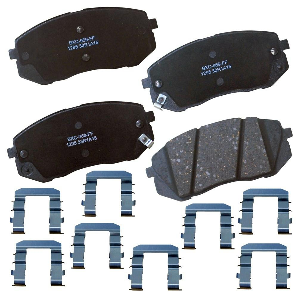 Stop By Bendix SBC1080 Brake Pads