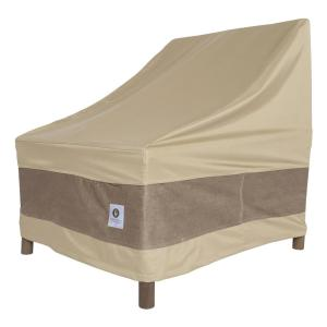 duck covers elegant 36 in patio chair cover lch363736 the home depot. Black Bedroom Furniture Sets. Home Design Ideas