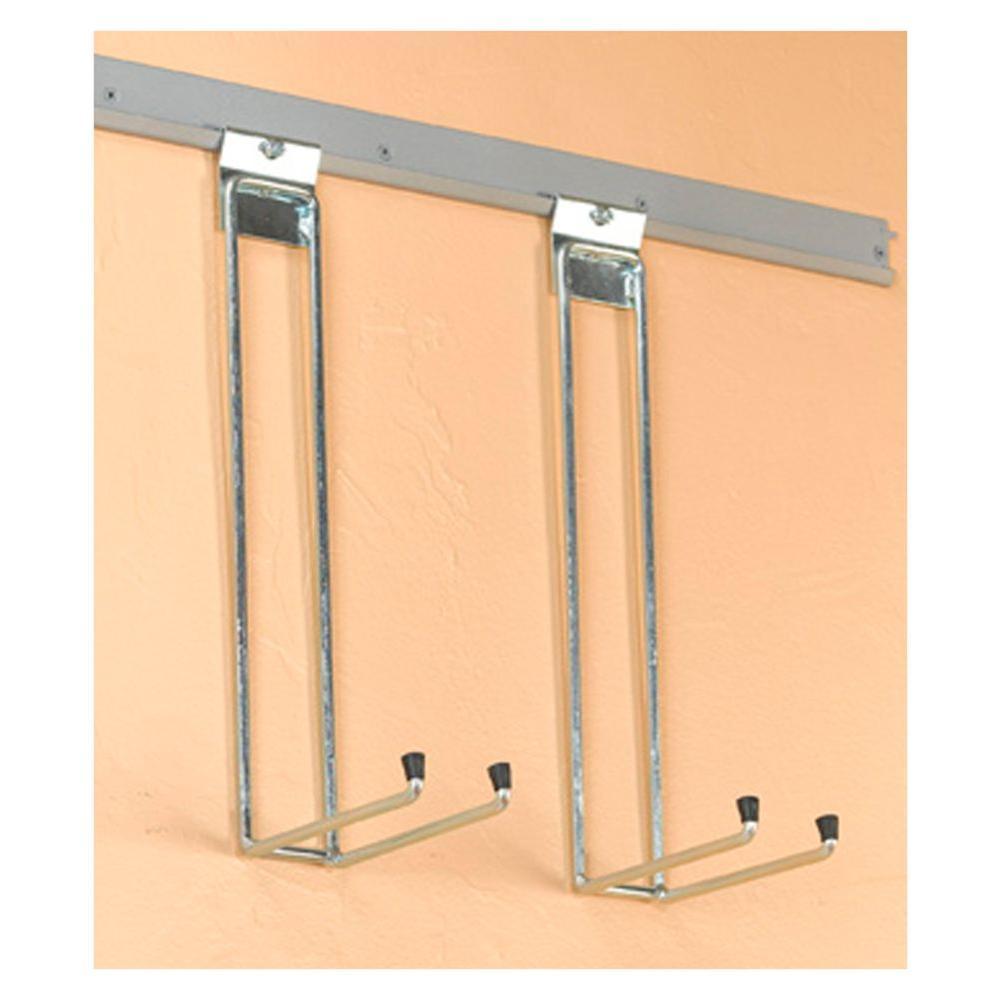 Storability Tool Keeper Large Storage Hanging Hook (2-Pack)