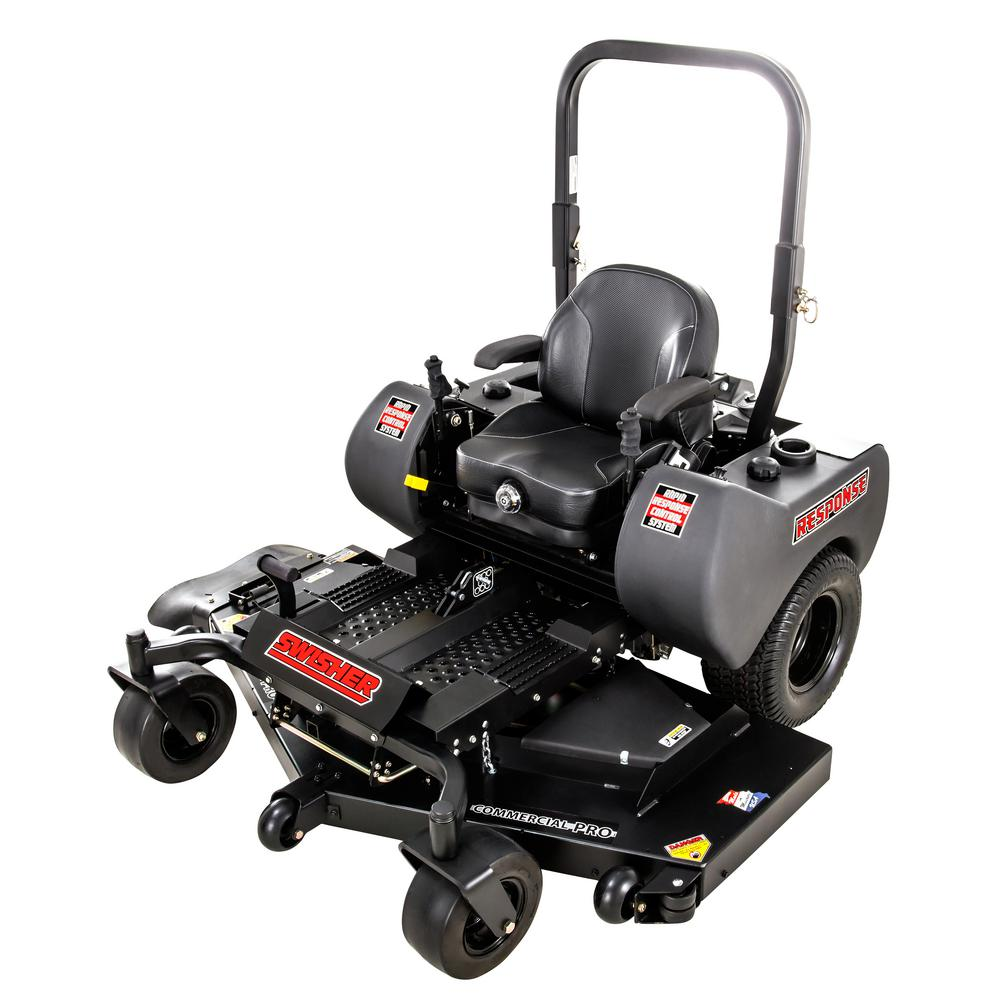 Swisher Mower Commercial Grade Response Pro 60 in. 24-HP ...