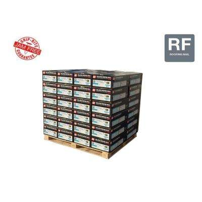 1-1/4 in. x 0.120 in. 15 Electro Galvanized Coil Roofing Nails (7,200-Box, 48-Box Pallet)