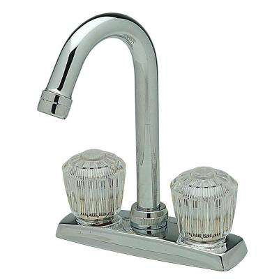 Everyday 2-Handle Bar Faucet in Chrome