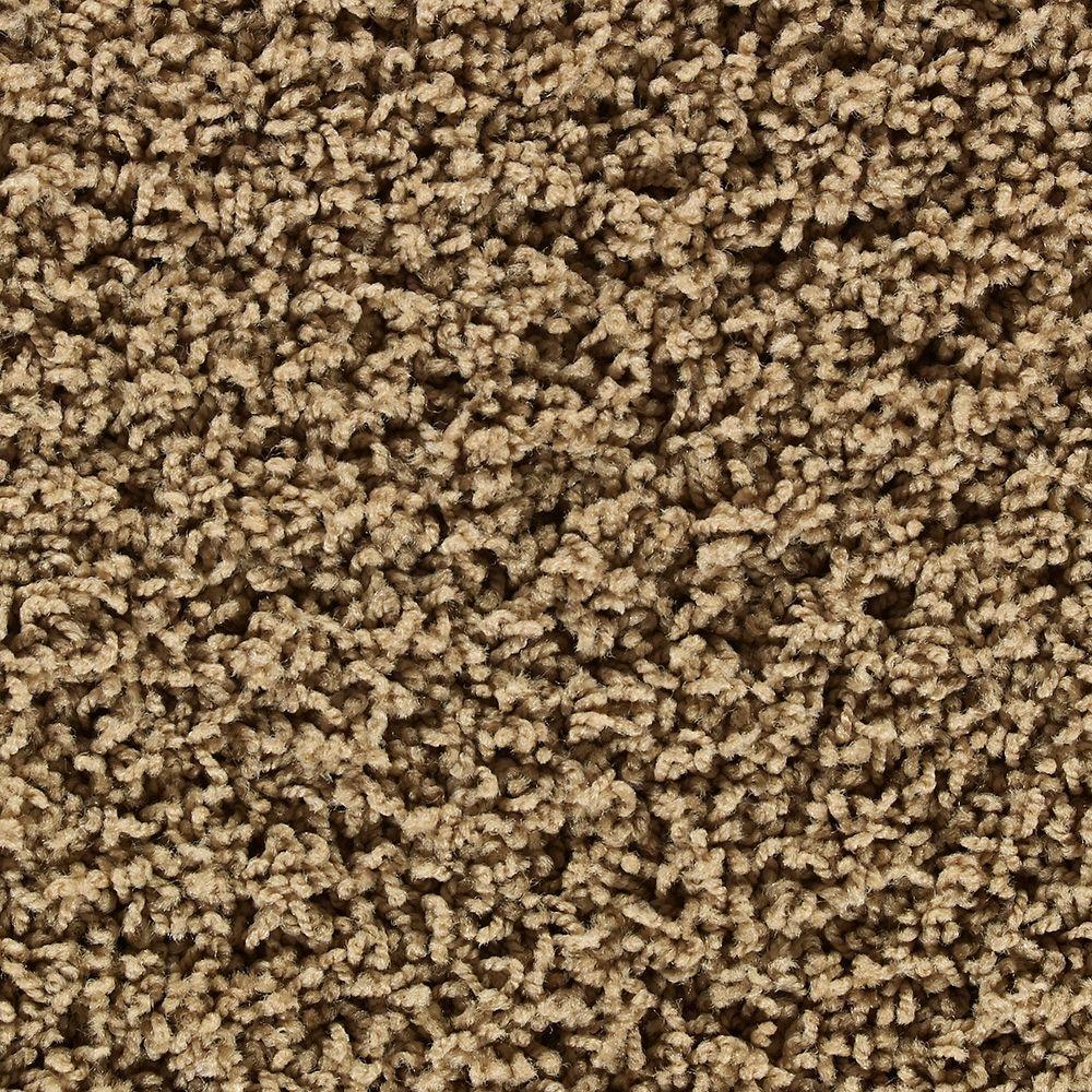 Martha Stewart Living La Paz Nutshell - 6 in. x 9 in. Take Home Carpet Sample