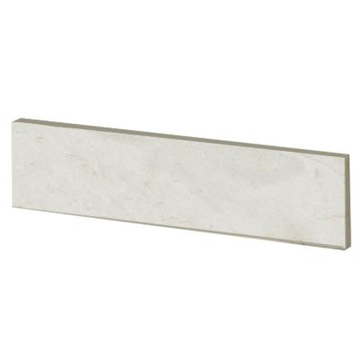 21 in. Marble Sidesplash in Crema Marfil