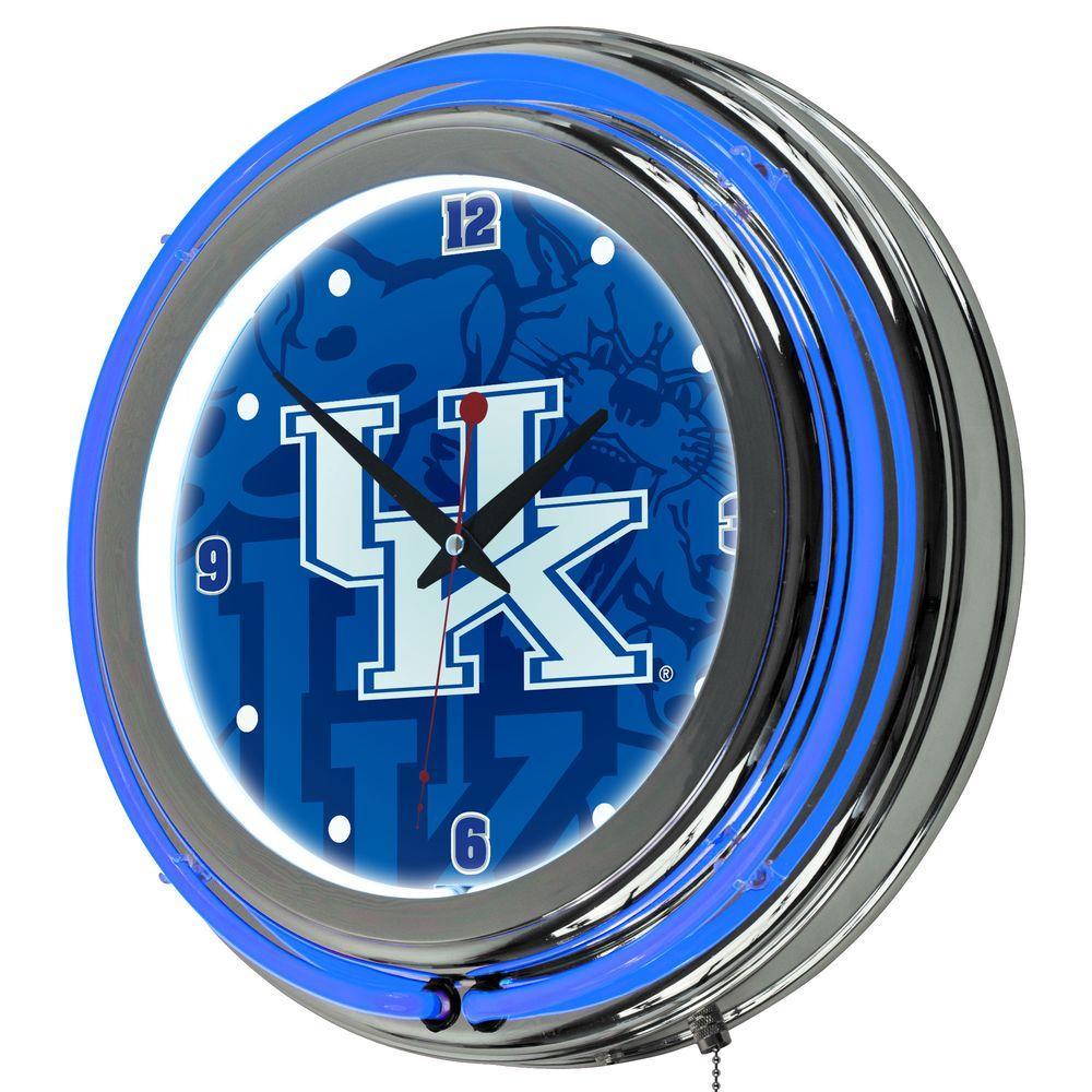 Trademark University Of Kentucky 14 In X 14 In Fade