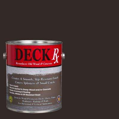 Deck Rx 1 gal. Volcanic Ash and Concrete Exterior Resurfacer